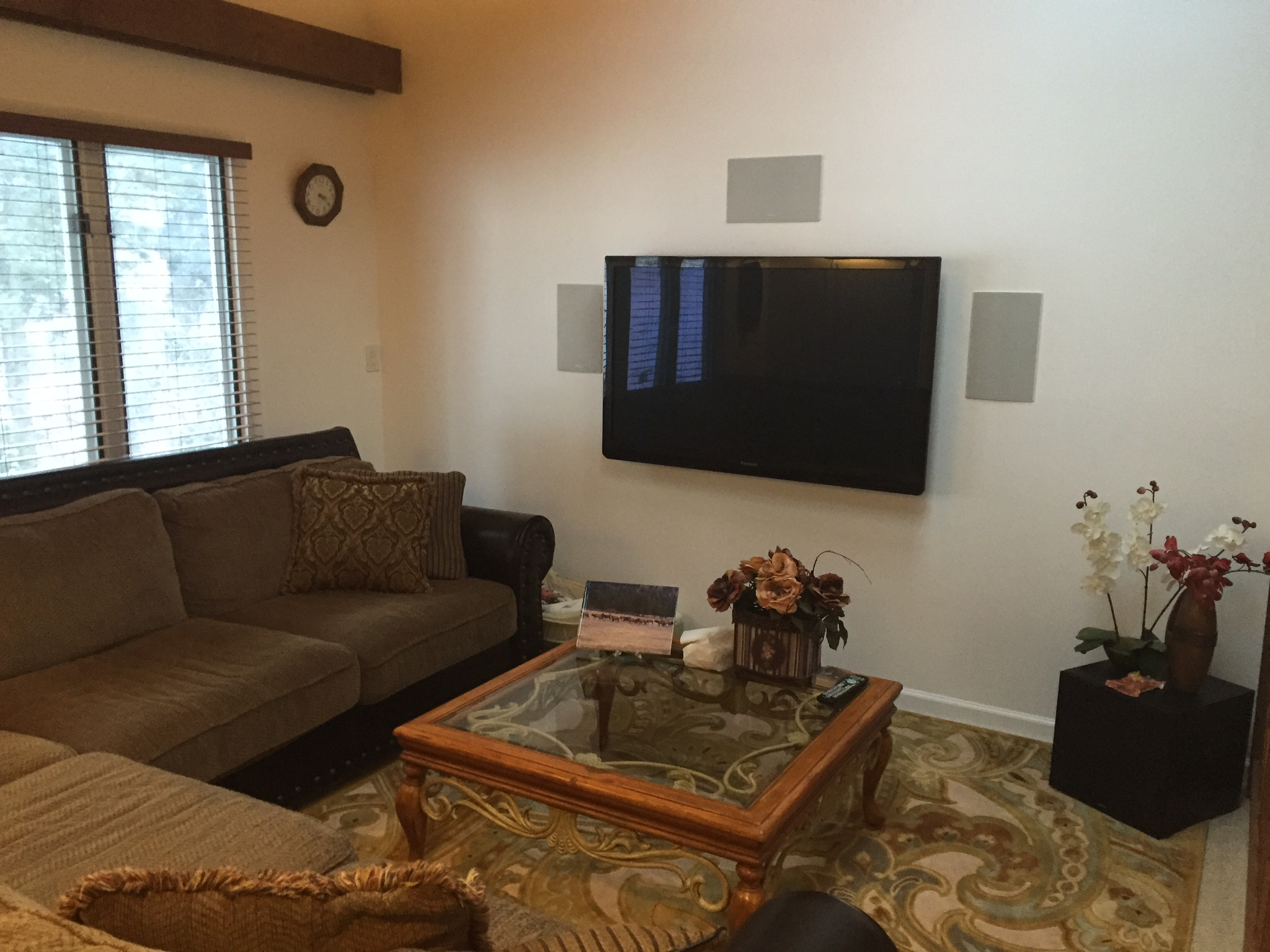 Professional Home Theater Installation With Best Surround Sound Speakers In  Colorado And Colorado Springs: Living ...
