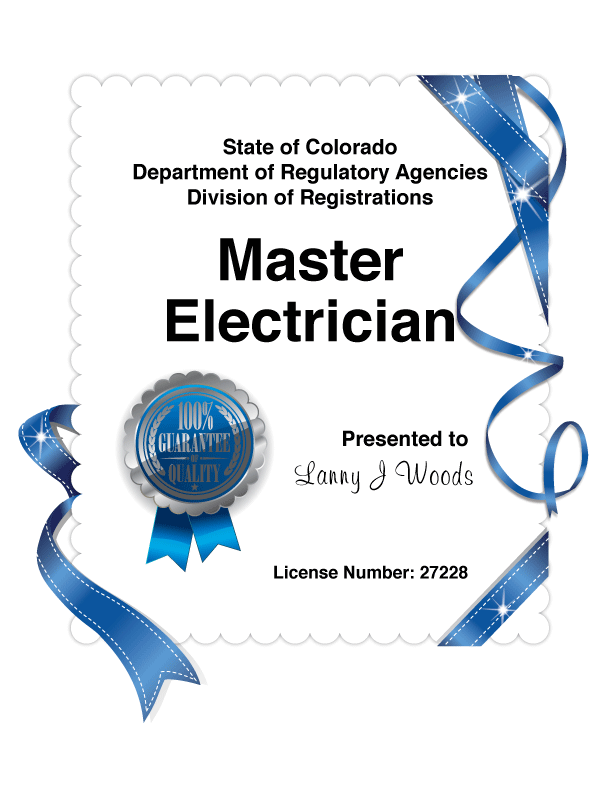 electrician certifications & how it affects your electrical wiring ...