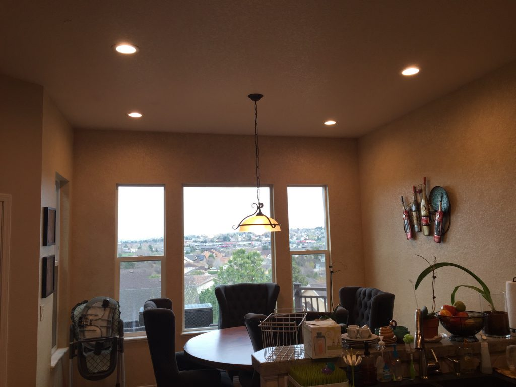 Lighting solutions Colorado Springs Electricians