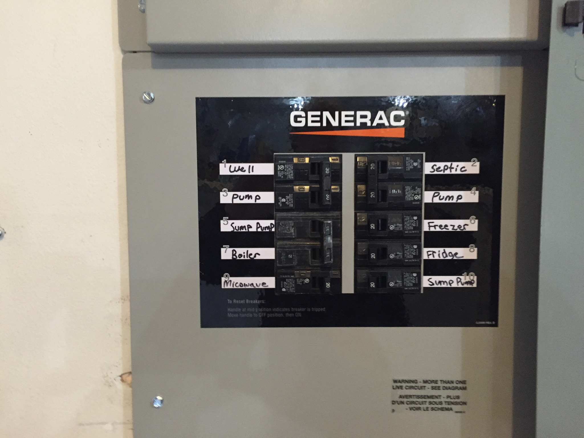 mercial Generator Specialist as well Generac Lifestyle Home Lit During Outage together with Hqdefault in addition Costco Honeywell Kw Automatic Standby Generator Tag likewise Generator Chart. on generac generator installation