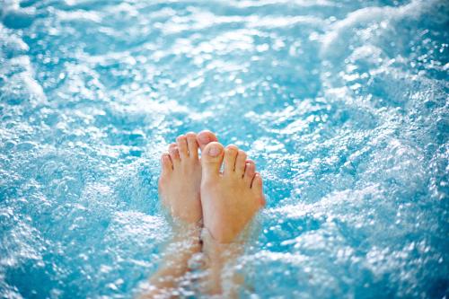 Hot tub electrician Colorado Springs.